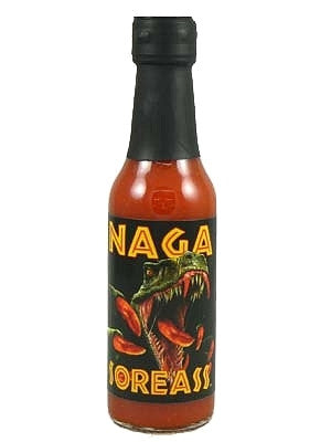 Nagasoreass Hot Sauce