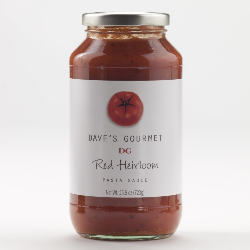 Dave's Gourmet Red Heirloom Pasta Sauce