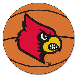 "Louisville ""Basketball"" Round Floor Mat (29"")"