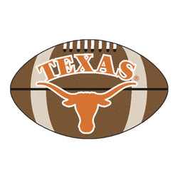 "Texas ""Football"" Floor Mat (22""x35"")"