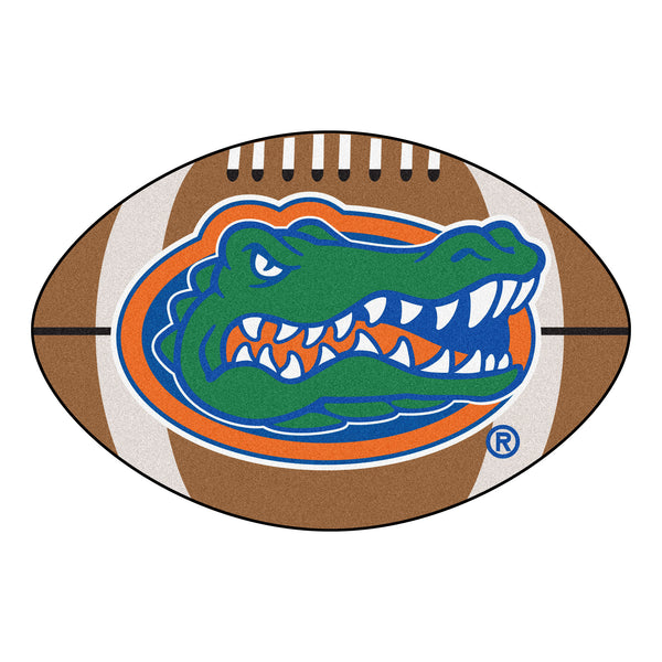 "Florida ""Football"" Floo Mat (22""x35"")"