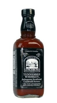 Historic Lynchburg Tennessee Whiskey Jalapeno Cocktail Sauce