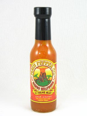 Maui Pepper Mango Xtreme Heat Hot Sauce