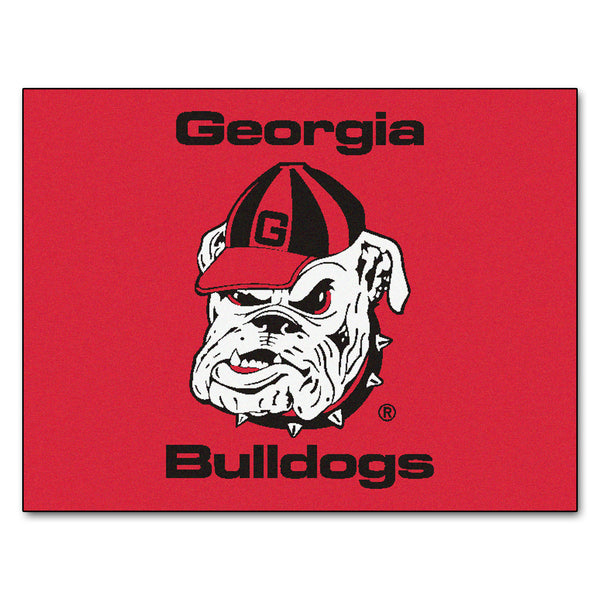 "Georgia Bulldogs ""All Star Mat"" 35X45"