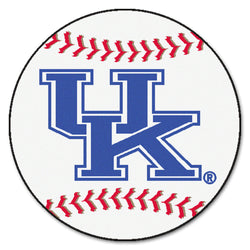 "Kentucky ""Baseball"" Round Floor Mat (29"")"