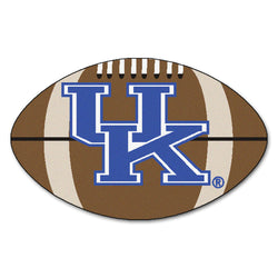"Kentucky Wildcats ""Football"" Floor Mat (22""x35"")"