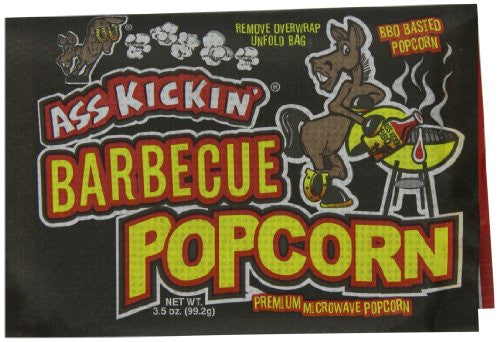 Ass Kickin Barbecue Popcorn buy 3