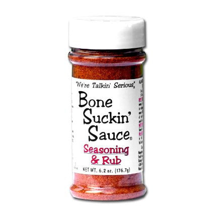 Bone Suckin' Sauce Seasoning & Rub