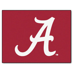 "Alabama Crimson Tide ""All Star Mat"" 34X45"