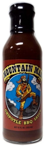 Mountain Man Chipotle BBQ Sauce