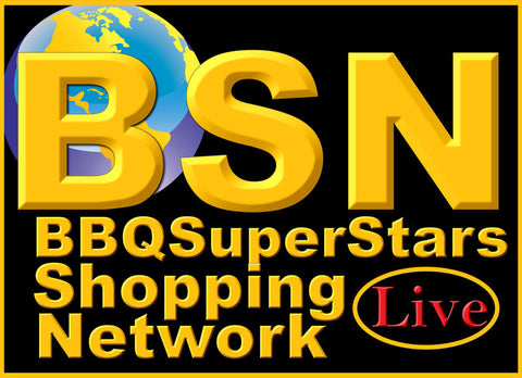 BSN BBQSuperStars Shopping Network Sponsorship