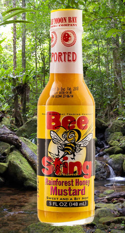 Bee Sting Rainforest Honey Mustard Sauce