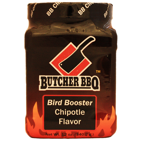 Butcher BBQ Bird Booster Chipotle Flavor