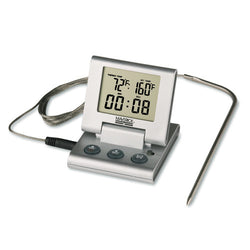 MODEL ET-807C DIGITAL ROASTING THERMOMETER & TIMER