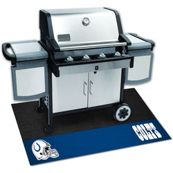 Indianapolis Colts NFL Grill Mat