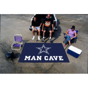 "Dallas Cowboys NFL Man Cave ""Ulti-Mat"" Floor Mat (60in x 96in)"