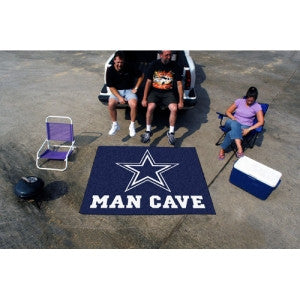 "Dallas Cowboys NFL Man Cave ""Tailgater"" Floor Mat (60in x 72in)"