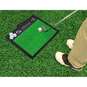 Minnesota Vikings NFL Golf Hitting Mat (20in L x 17in W)