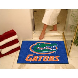 "Florida Gators NCAA ""All-Star"" Floor Mat (34""x45"") Gator Head"
