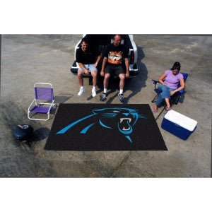 "Carolina Panthers NFL ""Ulti-Mat"" Floor Mat (5x8')"