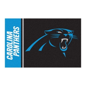 "Carolina Panthers NFL ""Starter"" Uniform Inspired Floor Mat (20""x30"")"