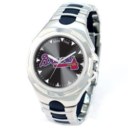 "Atlanta Braves MLB Mens ""Victory Series"" Watch"