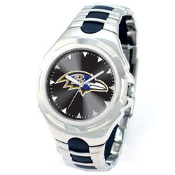 "Baltimore Ravens NFL Mens ""Victory Series"" Watch"