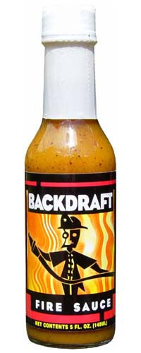 Backdraft Hot Sauce