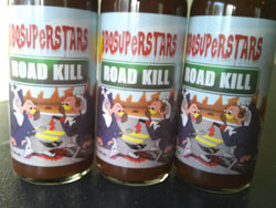 BBQSuperStars Chipotle Hot Sauce