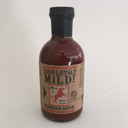 Absolutely Mild BBQ Sauce 19.4 oz