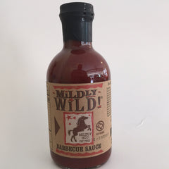 Absolute Mildly Wild BBQ Sauce 19.4 oz