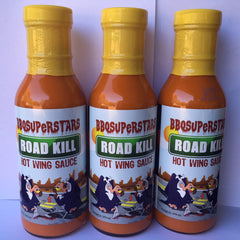 BBQSuperStars Wing Sauce