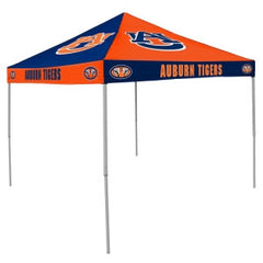 Auburn Tigers NCAA 9' x 9' Checkerboard Color Pop-Up Tailgate Canopy Tent