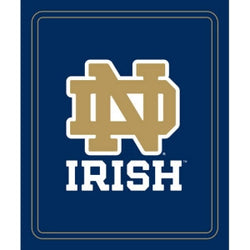 Notre Dame Fighting Irish NCAA Classic Fleece Blanket