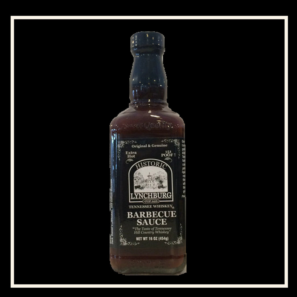 Historic Lynchburg Tennessee Whiskey Fiery Hot Barbecue - 151 po