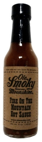 Ole Smoky Moonshine Fire On The Mountain Hot Sauce