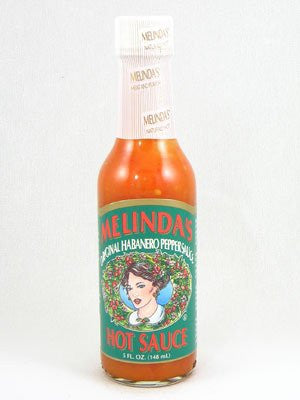 Melinda's Original Habanero Pepper Sauce Hot Sauce