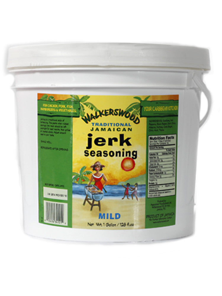 Walkerswood Mild Jamaican Jerk Seasoning - 9.25lb