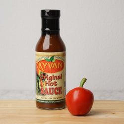 Kyvan Original Hot Sauce Case of 12
