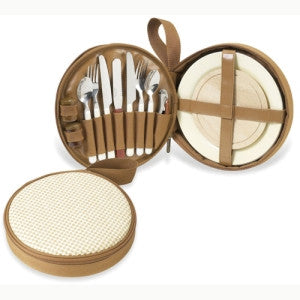 Bahamas Deluxe Travel Picnic Set