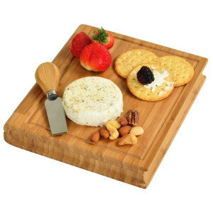 Book Cheese Board Set