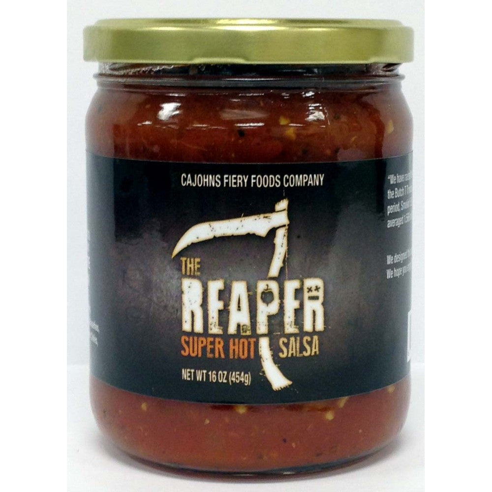 Cajohn's Reaper Super Hot Salsa