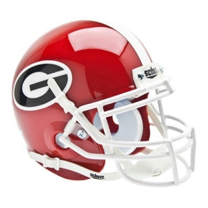 Georgia Bulldogs NCAA Authentic Mini 1/4 Size Helmet