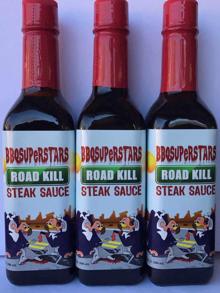 Road Kill Steak Sauce