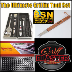 Ultimate Grillin Tool Set