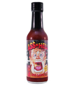 Ass in Hell Hot Sauce
