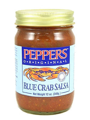 Original Blue Crab Salsa