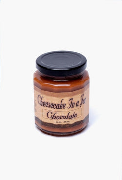 Chocolate Cheesecake In A Jar Case of 12