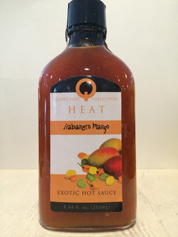 Blair's Heat Habanero Mango Hot Sauce (6.7 FL.OZ. / 198 ml)