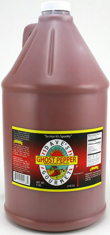 Dave's Ghost Pepper Gallon Size